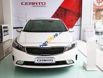 Bán xe Kia Cerato 1.6 AT năm sản xuất 2017, màu trắng