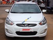 Bán Hyundai Accent 1.4AT đời 2011, màu trắng, xe nhập