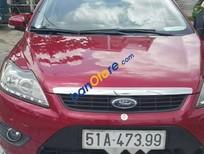 Bán xe cũ Ford Focus 1.8L sản xuất 2012, màu đỏ xe gia đình