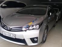 Cần bán xe Toyota Corolla Altis 1.8G đời 2015, màu bạc