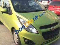 Chevrolet Spark Duo 1.2L màu xanh lá, chỉ cần trả trước 70 triệu có xe ngay- LH: 090 102 7 102 Huyền Chevrolet
