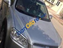 Chính chủ bán Chevrolet Captiva MT đời 2008, màu bạc
