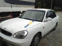 Bán xe Daewoo Nubira năm sản xuất 2000, màu trắng
