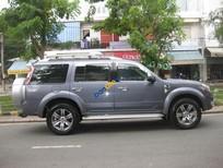 Cần bán Ford Everest Limited AT năm sản xuất 2009, màu xám chính chủ