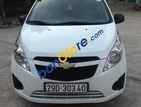 Cần bán Chevrolet Spark MT đời 2012, màu trắng số sàn, giá chỉ 210 triệu
