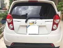 Cần bán xe Chevrolet Spark LTZ đời 2014, màu trắng ít sử dụng