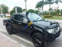 Bán xe Mitsubishi Triton AT sản xuất năm 2011, màu đen