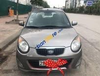 Chính chủ bán xe Kia Morning MT đời 2010, màu xám