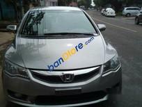 Bán xe Honda Civic AT đời 2009, màu xám chính chủ, 420tr