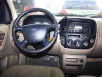Bán xe Ford Escape 2.3l 2005, màu đen số tự động