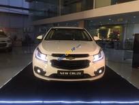 Chevrolet Cruze 2017, trả góp 95%, chỉ cần 86tr, giảm trực tiếp 70tr, đủ màu giao ngay, LH: Mr Quyền 01656491667