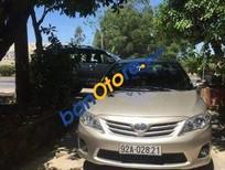 Chính chủ bán Toyota Corolla Altis AT sản xuất 2014, màu vàng