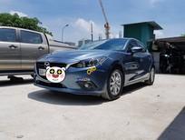 Cần bán Mazda 3 1.5 năm sản xuất 2015, màu xanh lam