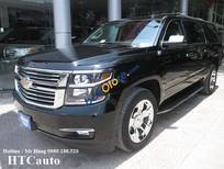 Cần bán xe Chevrolet Suburban đời 2016, màu đen, nhập khẩu