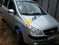 Bán Hyundai Getz MT năm sản xuất 2010, màu bạc, 260tr