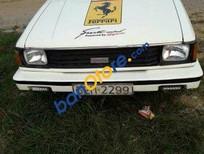 Xe Toyota Tercel MT năm sản xuất 1982, màu trắng giá cạnh tranh