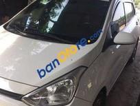 Chính chủ bán Hyundai i10 MT đời 2014, màu trắng
