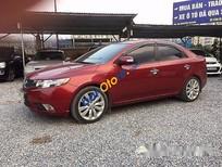 Bán xe Kia Forte SLI đời 2009, màu đỏ, xe nhập