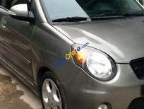 Bán Kia Morning SLX 1.0 AT sản xuất 2009, màu xám, xe nhập