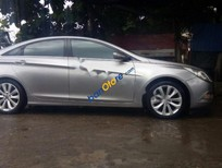 Bán Hyundai Sonata năm sản xuất 2011, màu bạc, nhập khẩu