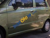 Cần bán gấp Chevrolet Spark 2011, màu xanh lục số sàn, 195 triệu