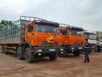 Kamaz 6540 (8x4) thùng 9m mới 2016, tại Kamaz Bình Phước & Bình Dương