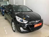 Cần bán lại xe Hyundai Accent Blue năm sản xuất 2014, màu đen