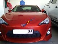 Toyota GT 86 2.0, màu đỏ, sản xuất 2012, số tự động xe nhập khẩu