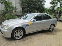 Bán Mercedes C180 đời 2007, màu bạc, xe nhập, giá chỉ 375 triệu