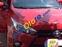 Bán xe cũ Toyota Yaris E đời 2015, màu đỏ
