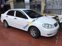 Bán Toyota Corolla đời 2003, màu trắng, xe máy gầm đại chất