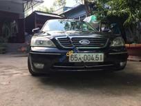Cần bán xe Ford Mondeo sản xuất 2005, màu đen, giá 230tr
