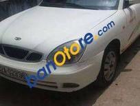 Cần bán lại xe Daewoo Nubira sản xuất 2011, màu trắng đã đi 45000 km