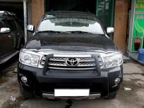 Cần bán xe Toyota Fortuner 2010, màu đen