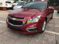 Bán xe Chevrolet Cruze LT MT đời 2017, màu đỏ