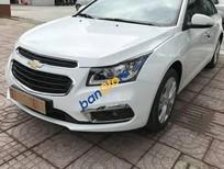 Bán Chevrolet Cruze 1.8 LTZ năm 2017, màu trắng