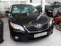 Cần bán gấp Toyota Camry LE đời 2010, màu đen, nhập khẩu
