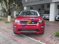Bán xe LandRover Discovery sản xuất năm 2016, màu đỏ