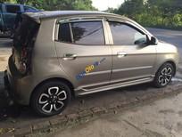 Cần bán gấp Kia Morning sản xuất 2010, màu xám, xe nhập