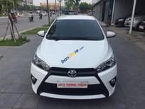 Bán Toyota Yaris 1.3E 2015, màu trắng, xe nhập, 545 triệu