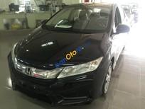 Bán xe Honda City 1.5 MT năm sản xuất 2017, màu đen, xe nhập