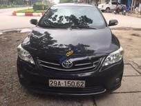 Không dùng nên bán Toyota Corolla altis 1.8G sản xuất 2011, màu đen