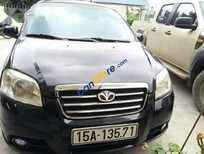 Bán xe Daewoo Gentra sản xuất năm 2009, màu đen giá tốt