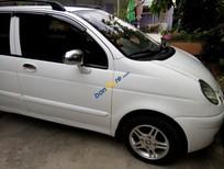 Bán Daewoo Matiz SE sản xuất 2002, màu trắng