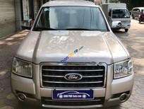 Cần bán lại xe Ford Everest 2.5 MT đời 2007 số sàn, giá 395tr