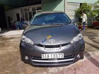 Cần bán gấp Toyota Wish 2.0G năm 2011, màu xám, xe nhập giá cạnh tranh