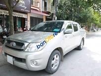 Bán xe Toyota Hilux 2.5E 2010, nhập Thái Lan, số sàn
