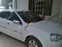 Cần bán lại xe Daewoo Lacetti EX năm 2004, màu trắng, giá tốt
