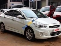 Bán Hyundai Accent Blue 1.4AT năm 2013, màu trắng, nhập khẩu nguyên chiếc