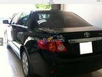 Cần bán lại xe Toyota Corolla altis 1.8G đời 2009, màu đen, giá tốt